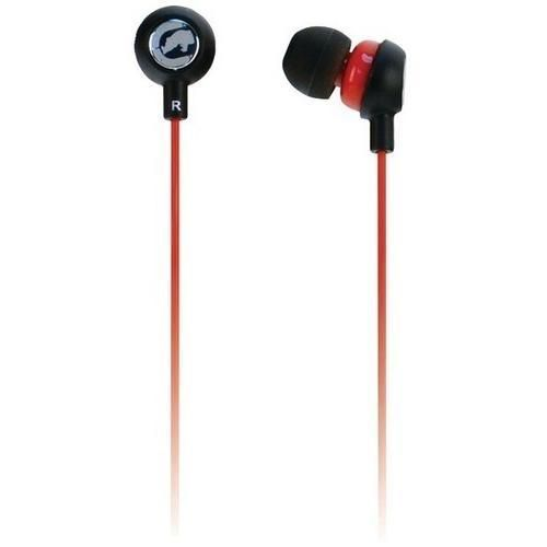 Ecko Unlimited - Ecko Chaos 2 Earbuds with Microphone (Red) H899-1298558