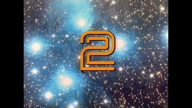BBC 2 'Space Shuttle' Closedown - 16/11/82 Newsnight's Arthur Askey obit followed by a Space Shuttle themed closedown.  Music accompanying the closedown is The Pachelbel Canon - James Galway. This music is been muted for copyright reasons. But at the very end I bring it back briefly, followed by an abrupt cut-off as broadcast.