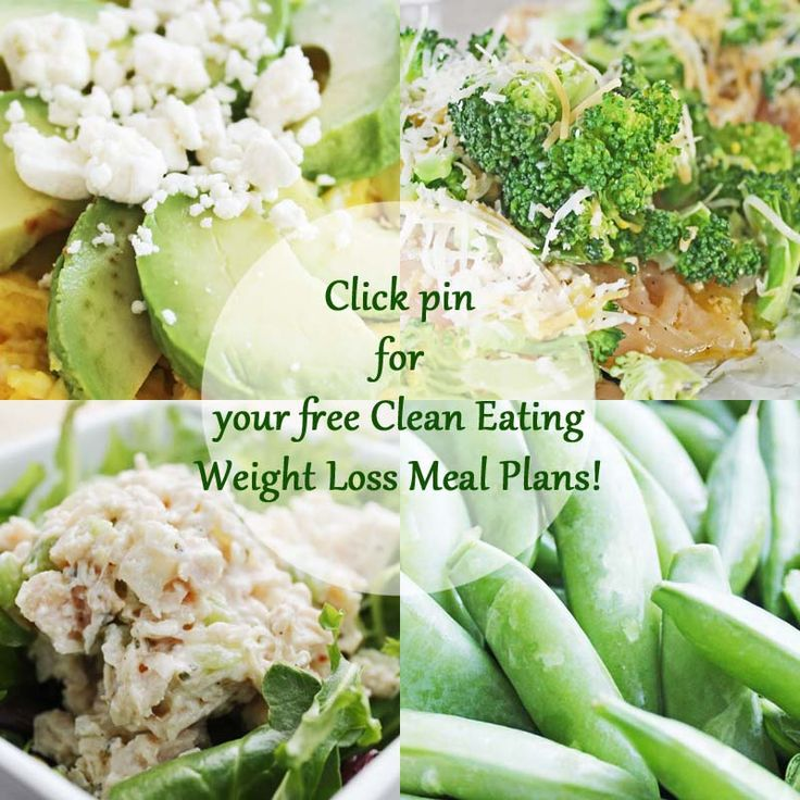 Click pin for daily clean eating and weight loss meal plans--delicious and nutritious ideas that help you lose weight, and keep it off! #cleaneatingdiet #weightlossmealplan #cleaneatingrecipes #weightlossrecipes #fitfam