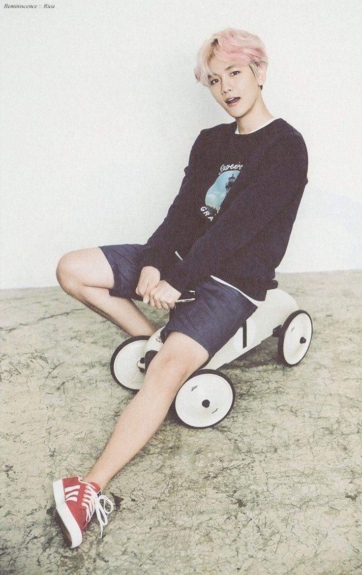 [SCAN] EXO 2016 Season's Greetings Global Vers. - Baekhyun (cr:reminiscence_cy)