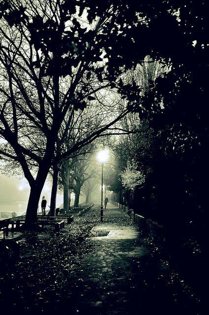 Riverside walk down the River Ouse, York.