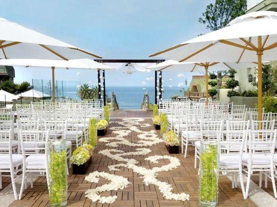 44 Nautical Beach Wedding Ideas For The Lucky Couple