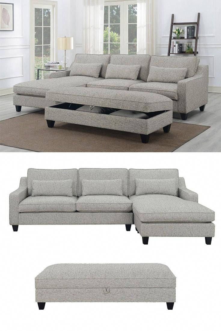 Grey Sectional Sofa With Chaise Sectional Sofas Living Room Under 600 Furniturepalembang Furnitu Sectional Sofas Living Room Sectional Sofa Home Decor Styles