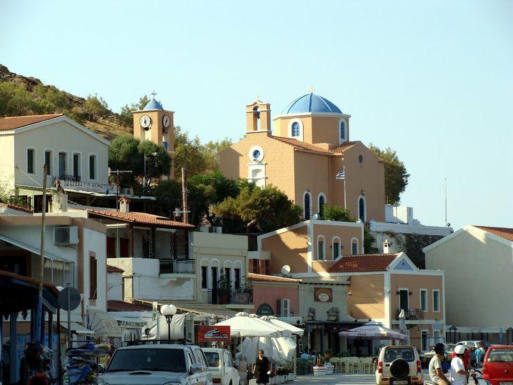 Αγία Τριάδα Κορισσία - Κέα (Agia Triada Korissia - Kea) #south_aegean
