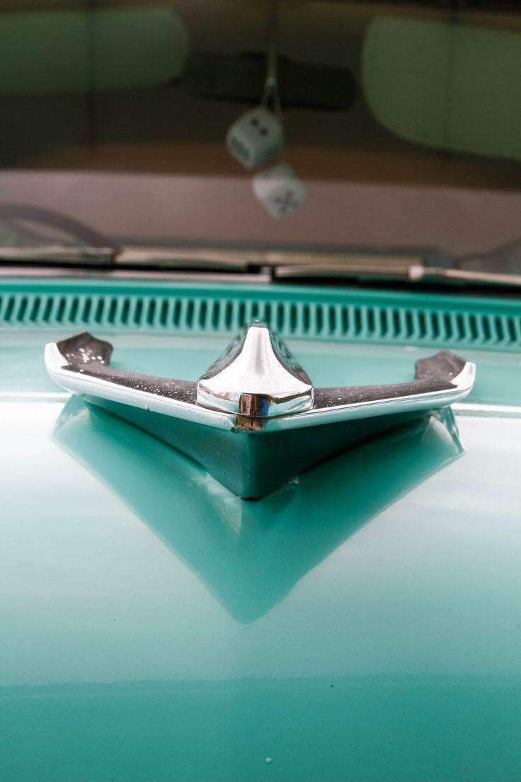 Turquoise EK Holden