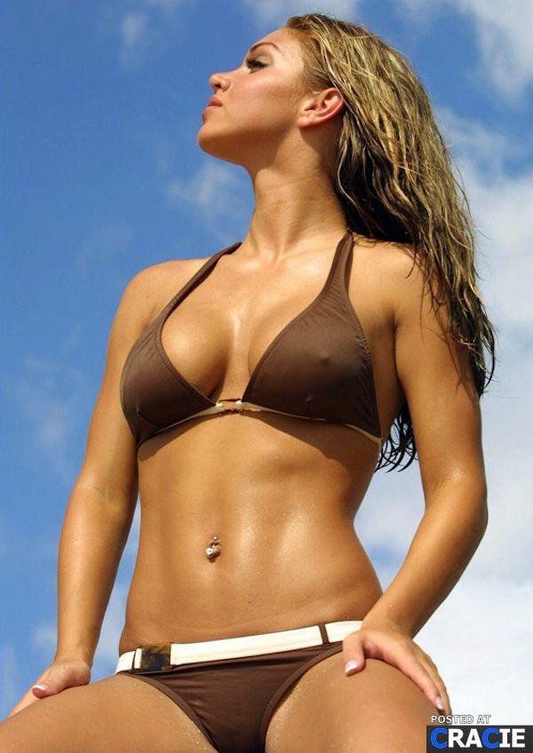 Busty bikini larocca paula