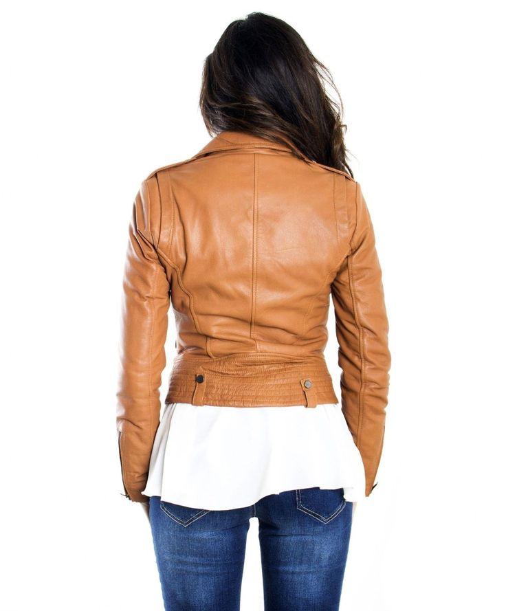 Ebay veste cuir femme
