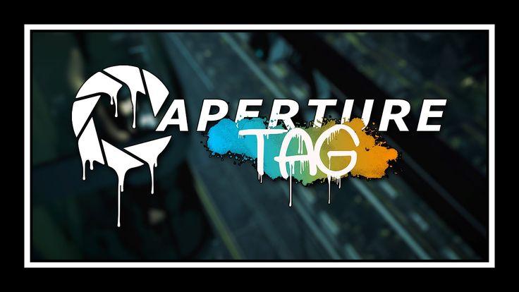 Portal 2 - Aperture Tag Trailer
