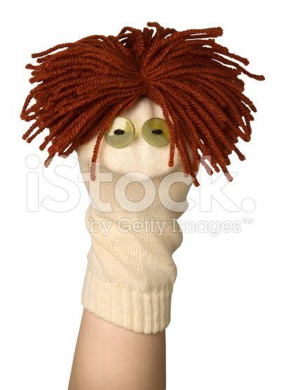 Носок марионетка - бесплатные изображения банковские права