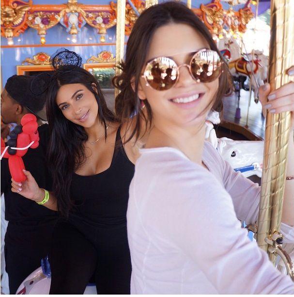 Kim Kardashian Shares Pics from North's Birthday Bash!