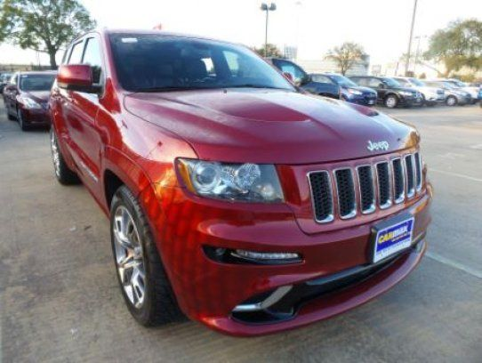 Sport Utility, 2013 Jeep Grand Cherokee 4WD SRT8 with 4 Door in San Diego, CA (92111)