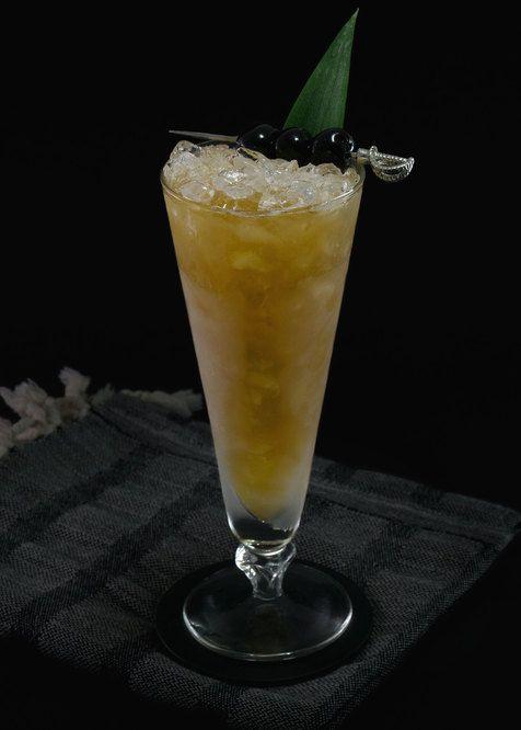 Three Dots & A Dash   Tuxedo No.2   rum, falernum, dram, lime, orange, simple syrup, angostura bitters