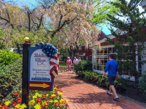 Bucks County- Peddler's Village