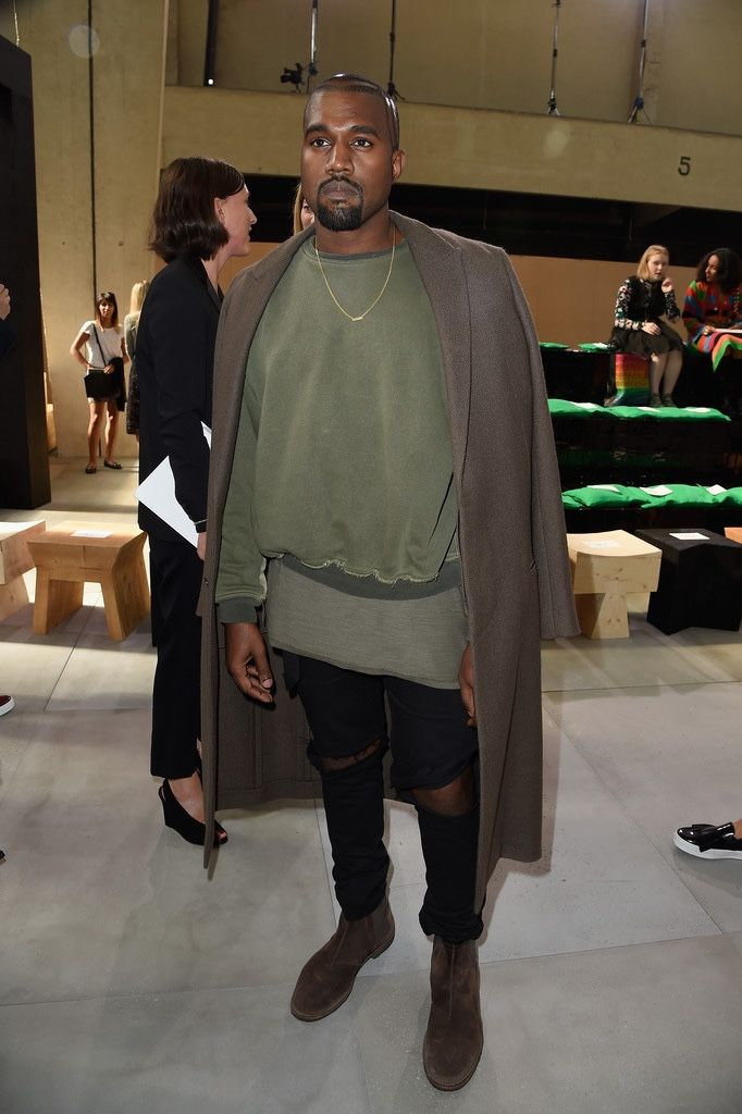 Kanye West Fashion Style
