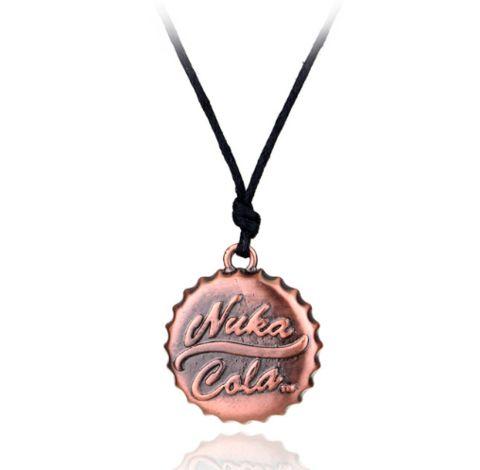 Nuka Cola bottle cap necklance & pendant