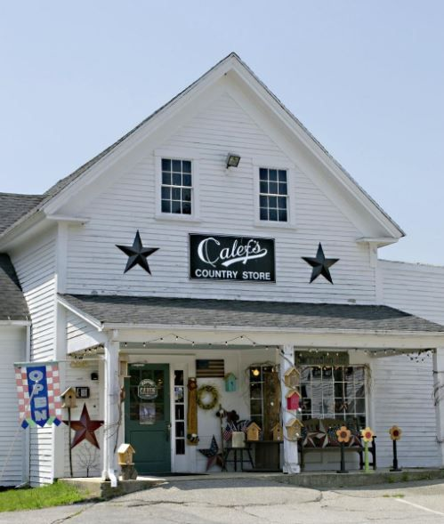 Calef's Country Store is located in Barrington, making it a great spot to stop if you're in the Portsmouth area and looking for a piece of old New Hampshire charm.