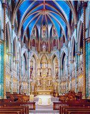 La Basilique-Cathédrale Notre-Dame / Notre Dame Cathedral Basilica