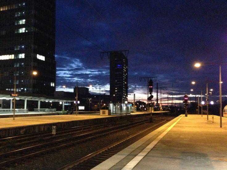 Essen Hauptbahnhof nel Essen, Nordrhein-Westfalen