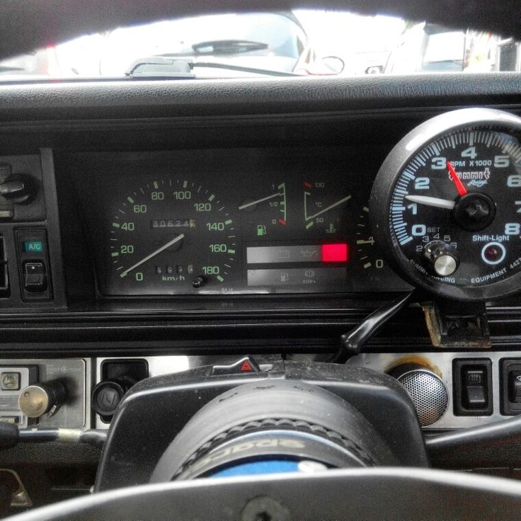 Control Panel Ford Laser