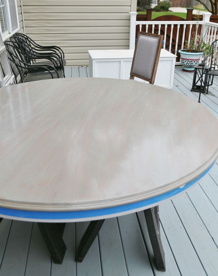 creating a driftwood stain finish