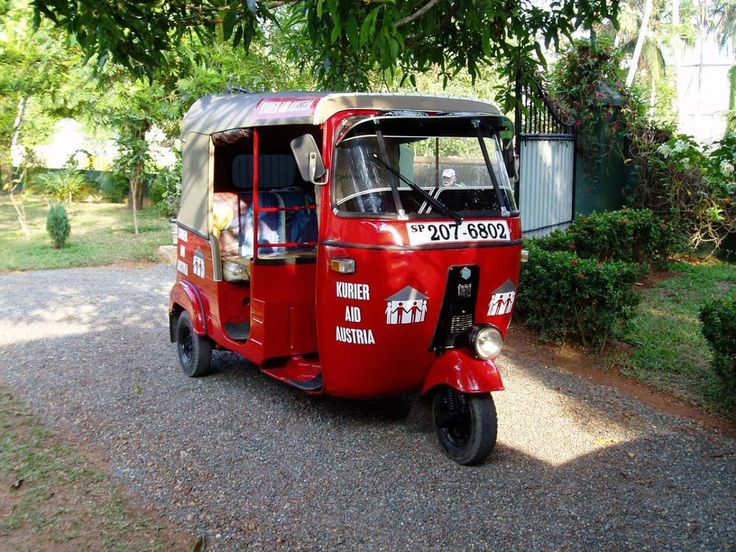 Mit #KurierAidAustria unterwegs in Sri Lanka. http://kurier.at