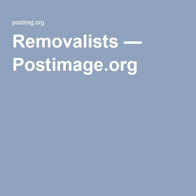 Removalists — Postimage.org