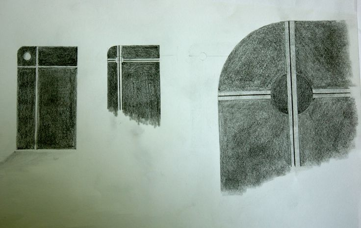 It all starts with numerous sketches to find the best design that is both functional and aesthetically pleasing.