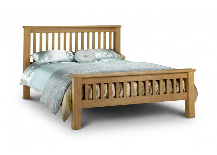 Bonsoni Alavo Oak Bed 6ft Super King Size Bed Frame High Foot End  This Alavo Oak Bed Hfe 180Cm An imposing shaker style bed frame made from solid American white oak and oak veneers.   https://www.bonsoni.com/alavo-oak-bed-6ft-super-king-size-bed-frame-high-foot-end