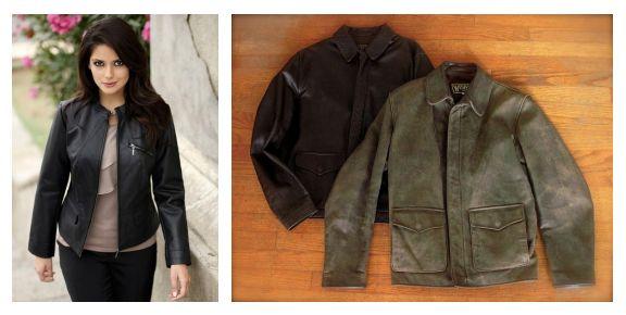 5 Tips Mudah Memilih Jaket Kulit