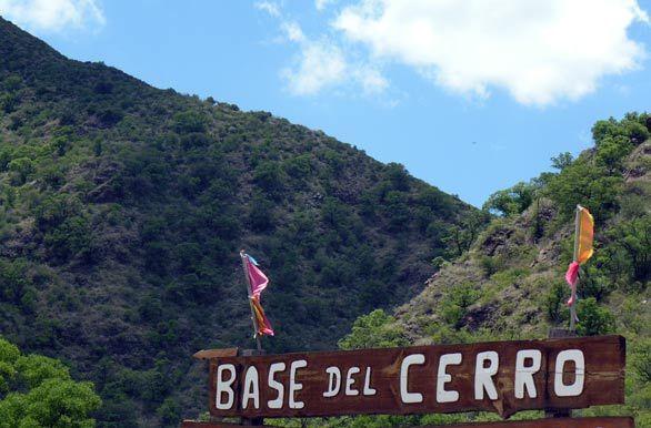 Base del Cerro Uritorco - Capilla del Monte - Cordoba