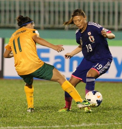 (2014 AFC Women's Asian Cup)Lisa De Vanna