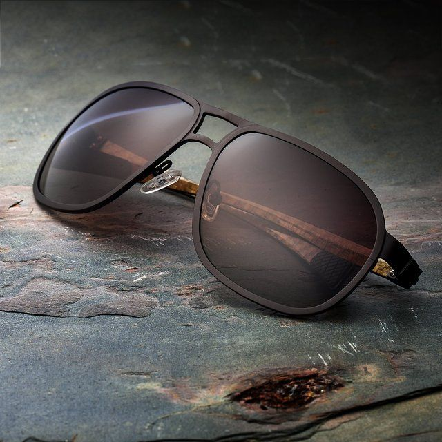 Breed Concorde Brown Carbon Fiber Sunglasses #Carbon, #Style, #Sunglasses