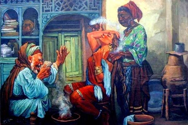 1891 best images about on pinterest oil on canvas for Art cuisine jeddah