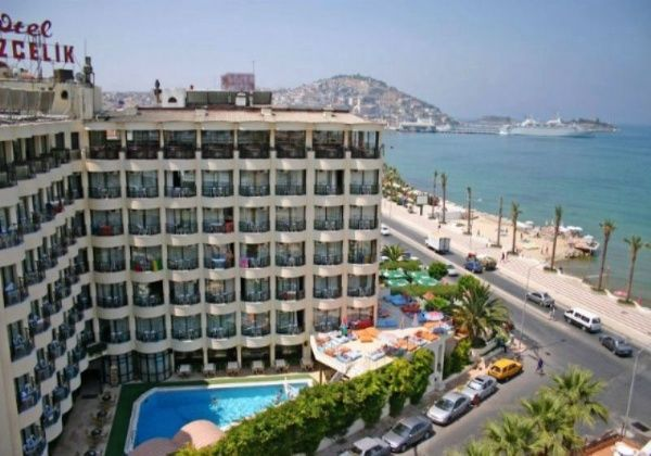 Özçelik Hotel, Özçelik Otel, Özçelik Otel Kuşadası veya Kuşadası Özçelik Otel olarak bilinen otelin bilgileri ve tüm Kuşadası Otelleri Alsero Turda.
