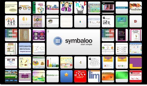 SYMBALOO DISLEXIA PTYAL- Juegos memoria, observación y lógica