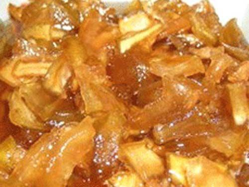 Полезные яблочные десерты