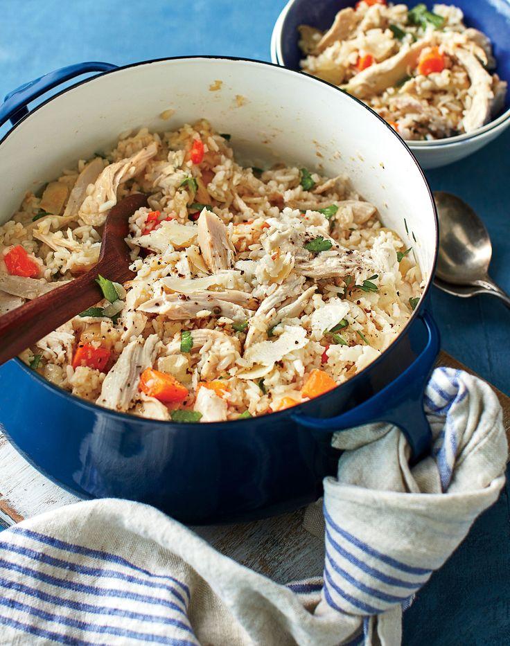 Chicken Bog Recipe