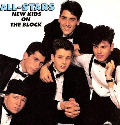 1989 New Kids on the Block