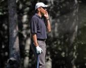 How Obama Vacationed  Mainly he golfed.