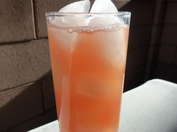Carribbean Breeze...  151, coconut rum, & pineapple and cranberry juice