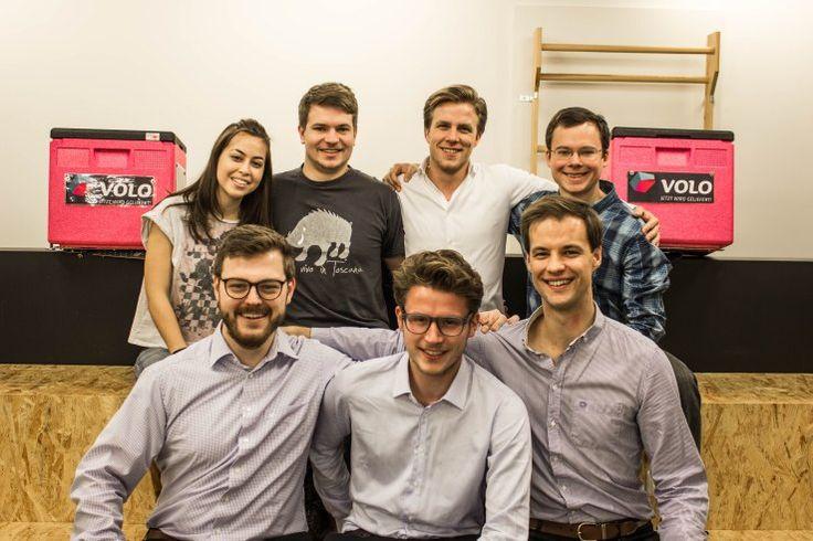 Rocket Internet Acquires Restaurant Delivery Service Volo   TechCrunch