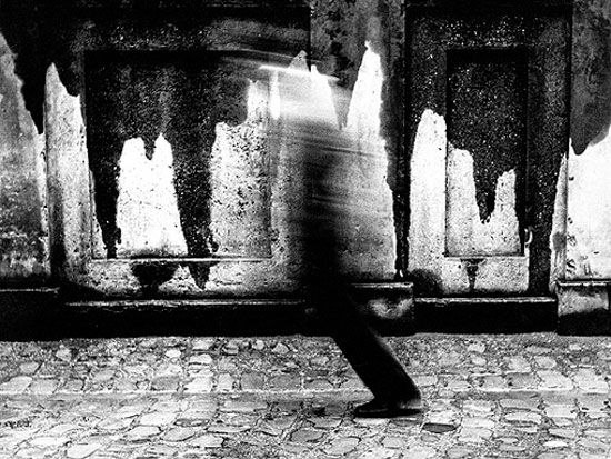 """No image can be ""reality"" because reality it happens only once before my eyes."" Mario Giacomelli"