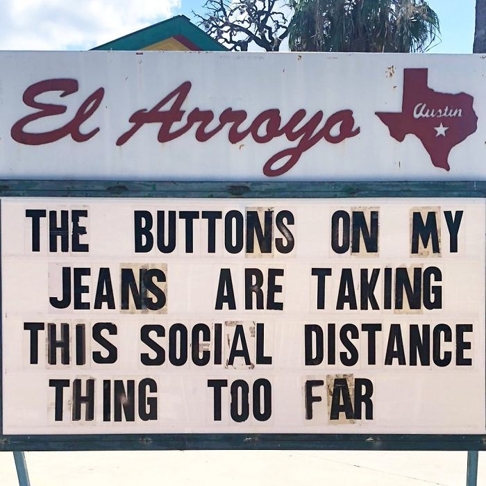 This Restaurant Is Winning The Funny Sign Game 45 New Pics In 2020 Funny Signs Funny Memes Jokes