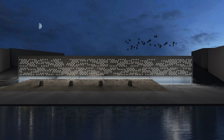 A-G ARCHITECTS MICROLIMANO 1st Prize architecture competition http://www.ag-architects.gr/