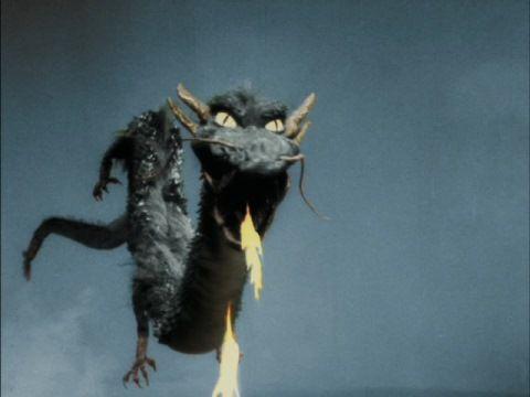 ウルトラQ-6-万蛇怪獣怪竜