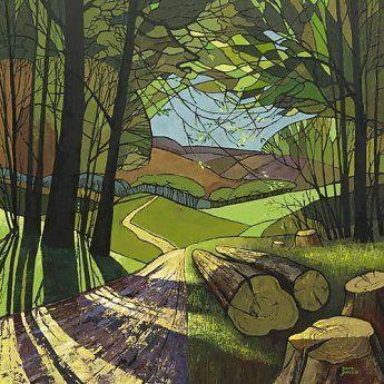 David James Spring Sunshine