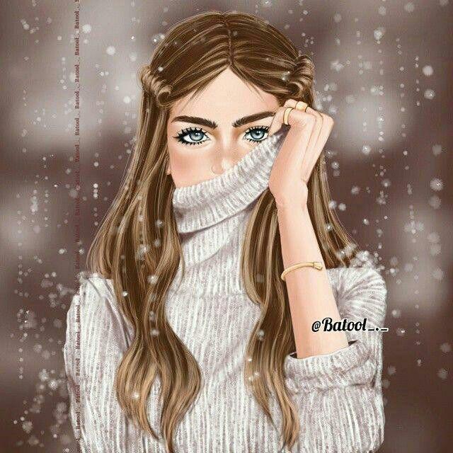 مجموعة ثيمات رسومات صور بنات جيرلي حرف يدوية منزلية Ideas Crafts Girly M Digital Art Girl Cute Girl Drawing