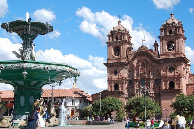 Куско. 9 самых интересных мест Перу. Фото с сайта NewPix.ru