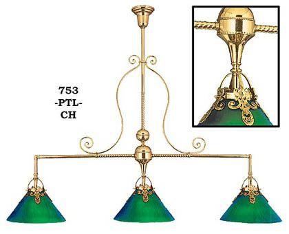 Victorian-Pool-Table-Triple-Light-C.-1900-(753-PTL-CH)