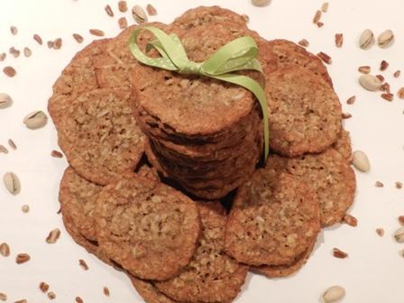 Nutty Oatmeal CookiesOatmeal Cookies, Nutty Oatmeal, Chips Cookies, Oatmeal Pistachios, Pecans Cookies, Cookies Corner